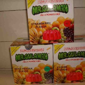 Mr. Gulaman BukoPandan Green 1 Box 10pcs.