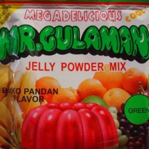 Mr.Gulaman Green