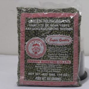 Mung Beans or Mungo Whole Dried Erawan Brand