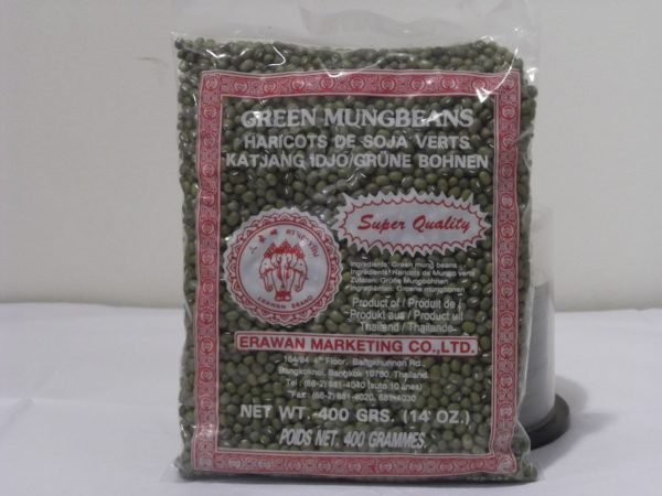 Mung Beans.   Whole Dried - 500gms packet