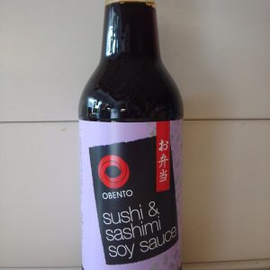 Obento Sushi Seasoning & Sashimi Seasoning