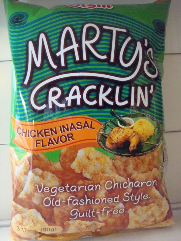 Oishi Marty's  Chicken Inasal Flavour