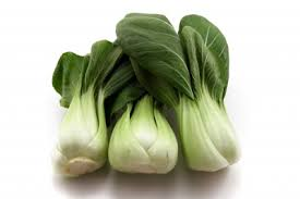 Pak-Choi or Chinese Cabbage.
