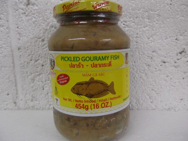 Pantai Pickled Gouramy Fish (Mam Ca Sac)