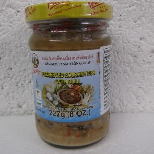 Pantai Preserved Gouramy FIsh with Chili