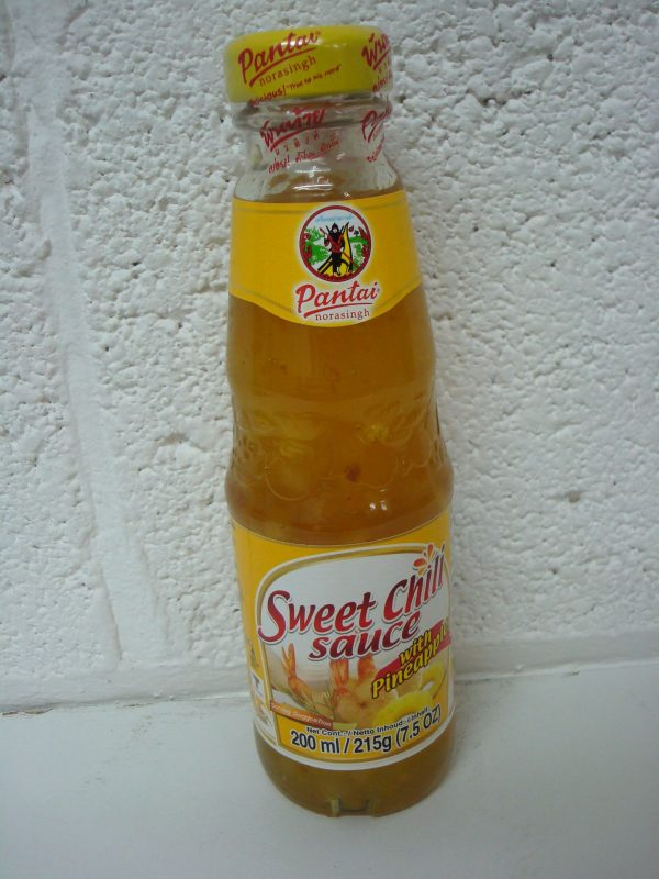 Pantai Sweet Chilli Sauce with Pineapple NEW