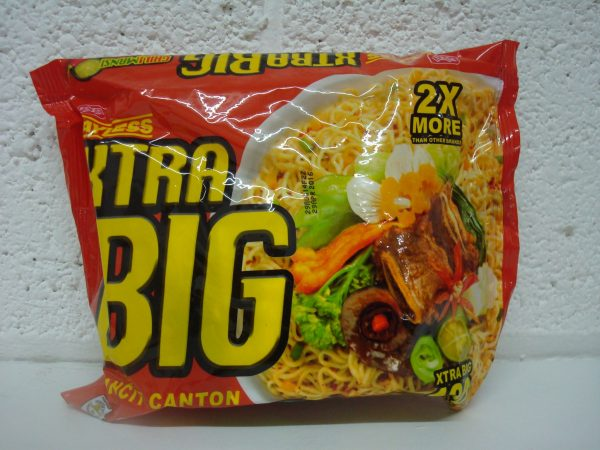 Payless Pancit Canton Chilimansi 130g. NEW