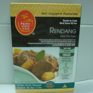 Prima Taste Rendang Kit  (S.E. Asian Dry Curry).
