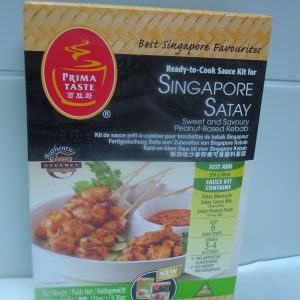 Prima Taste Singapore Satay Kit. Sweet & Savo...