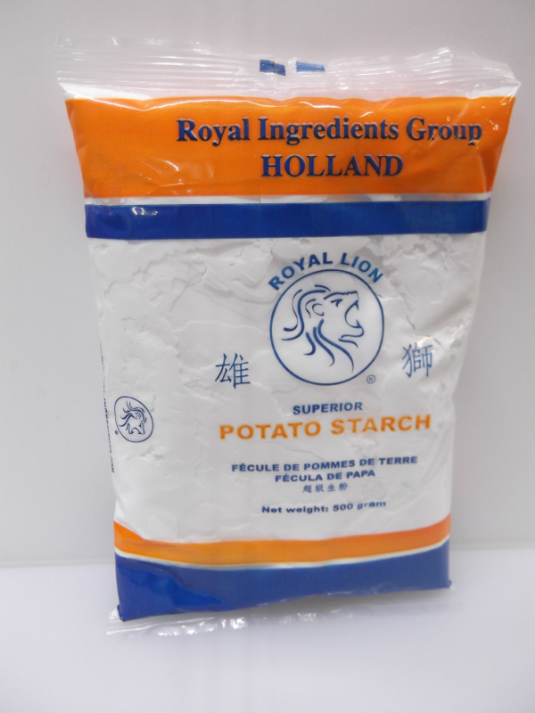 Royal Lion Potato Starch 500g