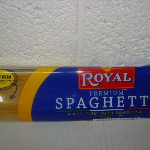 Spaghetti Blue Packet 450g Royal Premium