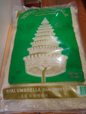 Royal Umbrella Glutinous Rice 4.5kg
