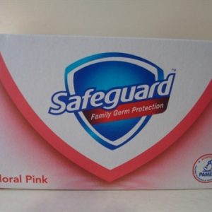 Safeguard  (Floral Pink)