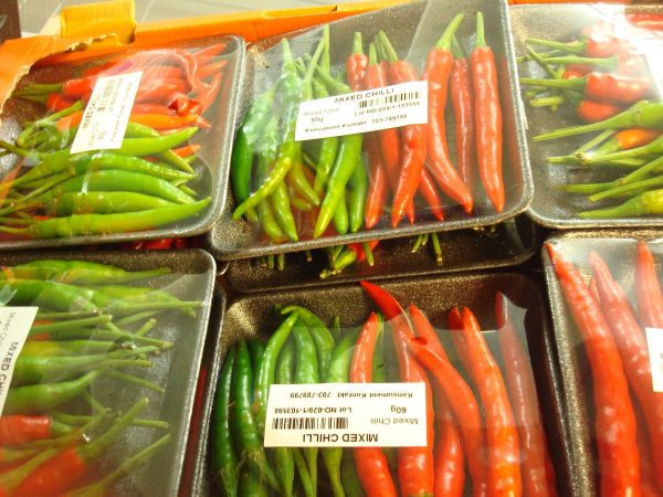 Siling Labuyo (Chilli) 1 pack