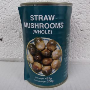 Straw Mushrooms Whole