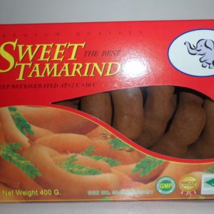 Sweet Tamarind fruit. 1 box of 500gms.  Back in st...