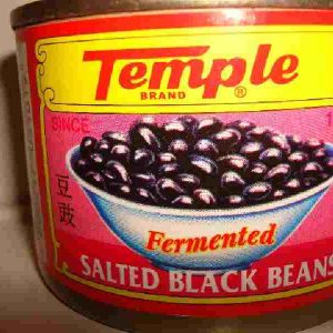 Temple Fermented and salted Black Beans