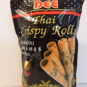 Thai Crispy Roll Durian Flavor