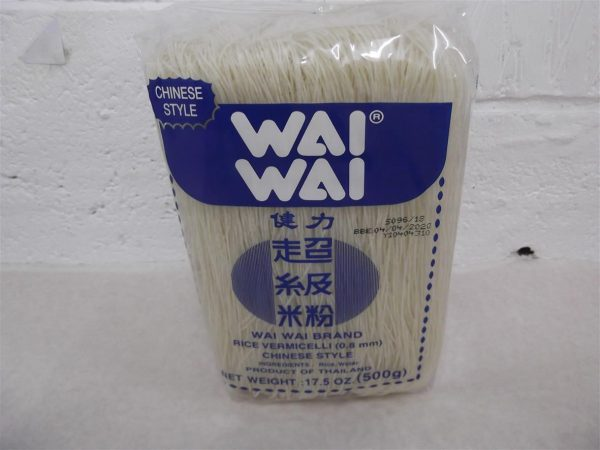 Wai Wai Brand Rice Vermicelli Chinese Style(Blue Pack)