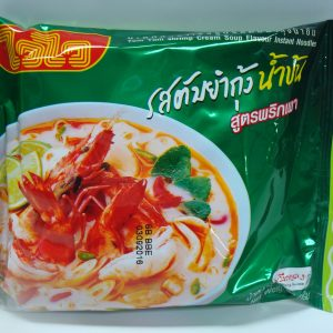 Wai-Wai Tom Yum Shrimp Cream Soup Flavor