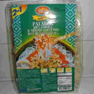 White King 2 in 1 Pancit Palabok