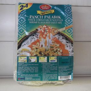 White King 2 in 1 Pancit Palabok SALE Reduced Price Date End of Sept.2015 2 packs available