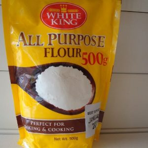 White king All Purpose Flour 500g.