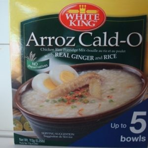 ArrozCald-O White King Mix