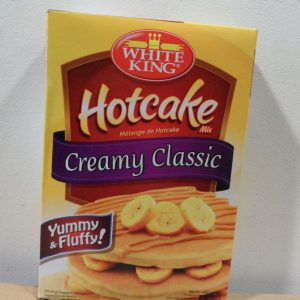White King Hot Cake Mix Yummy & Fluffy
