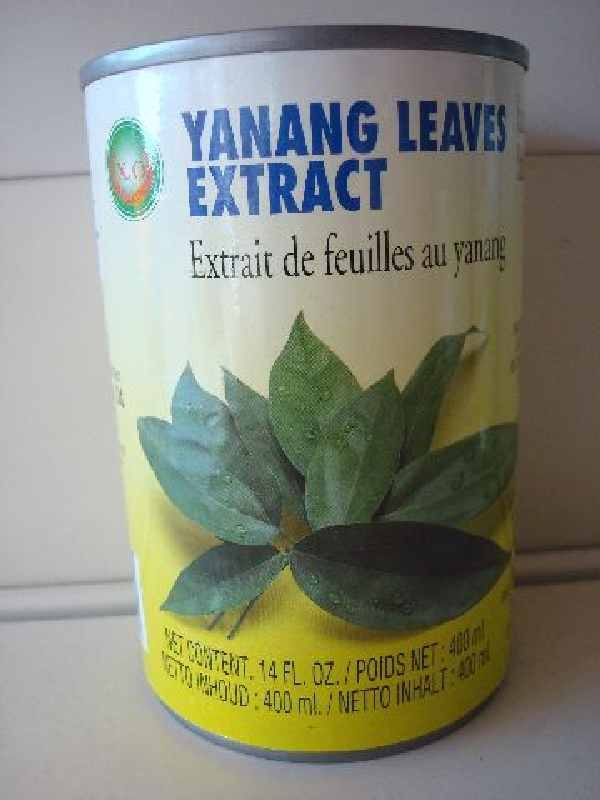 Yanang Leaves Extract