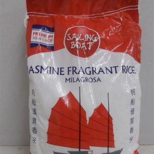 Jasmine Fragrant Rice 5kg Sailing Boat