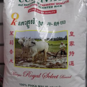 Jasmine Fragrant Rice 10kg Cultivate