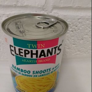 Bamboo Shoots Strips,Twin Elephant Brand