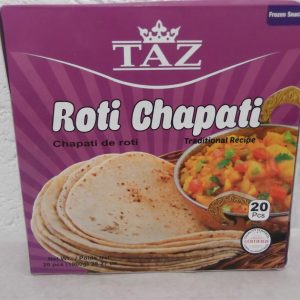 Roti Chapati Indian Cuisine Whole Pack