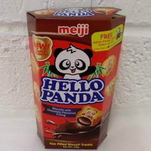 Hello Panda Biscuits with Chocolate Filling
