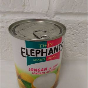 Longan Fruit,Twin Elephant Brand