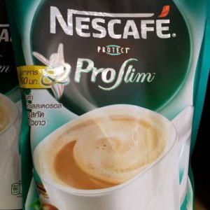 ProSlim Coffee,Nescafe Brand,Product of Thailand, 17Sachets,