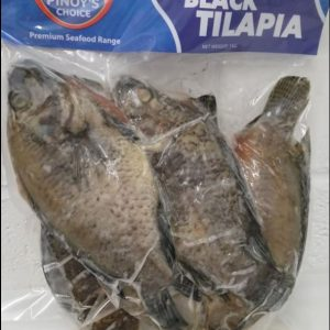 Pinoy Choice Tilapia Whole and Gutted 1kg