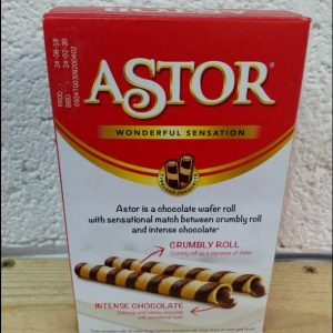 Astor Chocolate Sticks,New Snacks