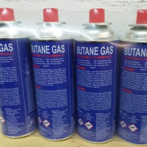 Portable Gas 4 Tins