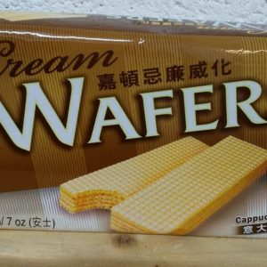 Cream Wafers,Capuccino Flavour,Garden