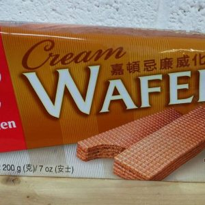 Chocolate Wafers Cream,Garden
