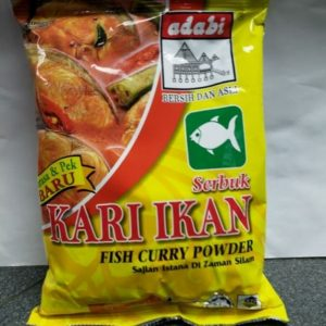 Adabi Kari Ikan,Fish Curry Powder, Malaysian Produ...