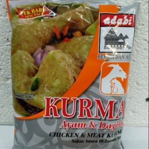 Adabi Kurma,Ayam & Daging,Chicken & Meat...