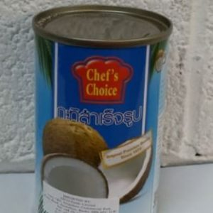 Coconut Milk 165 Ml Chef Choice,Product of Thailand