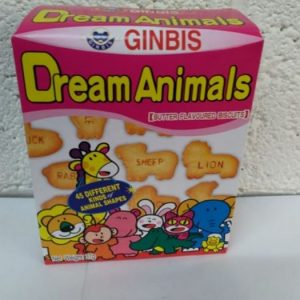 Ginbis Butters Cookies
