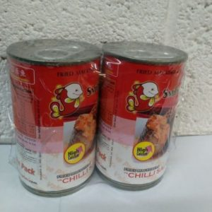 Fried Mackerel Sardines,Thai Smiling Fish Brand,ValuePack