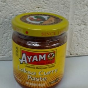 Laksa, Curry Paste, Ayam, Malaysian Product