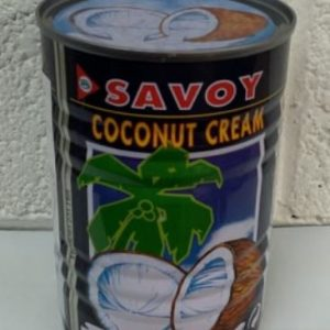 Savoy Coconut Milk