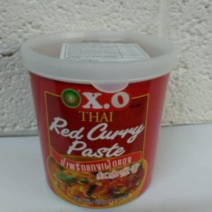X.O Thai Red Curry